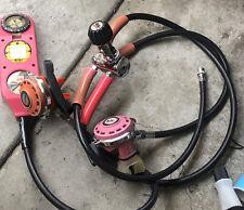 Pro Sub PSIG  Regulator for SCUBA Diving, Diver'
