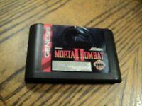 Mortal Kombat II( Sega Genesis, 1994)  Cartridge Only