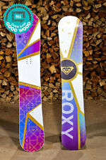 2009 2010 Roxy Eminence BTX 149 Torah Bright Edition women's snowboard FREE SHIP