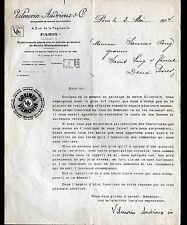 "PARIS (I°) GRAINETIER / GRAINES de SEMENCE ""VILMORIN - ANDRIEUX & Cie"" en 1934"