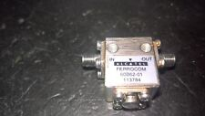 microwave isolator 60B62-01 11.5-14.0 Ghz Sma connectors