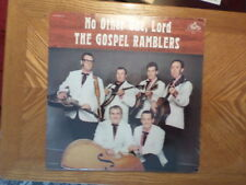 FACTORY SEALED KING BLUEGRASS LP RECORD/GOSPEL RAMBLERS/NO OTHER ONE,LORD