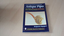 livre  a complete guide to collecting ANTIQUE PIPES