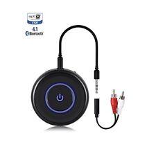 Golvery Bluetooth Transmitter and Receiver Advanced CSR Bluetooth V4.1, A2DP,
