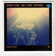 (FA822) Adrian Duffy, Everytime The Love Strikes - 2012 DJ CD