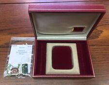 Rare Antique Tapestry Rolex Watch Box. Excellent Pre-owned Condition With Docs!