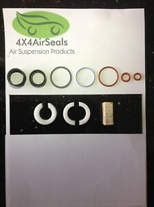 Discovery 3 4 Range Rover Sport Dunlop Air Suspension Compressor Piston Seal kit