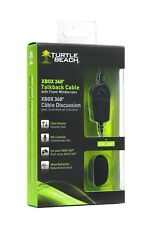 Turtle Beach Xbox 360 Talkback Cable with Foam Windscreen - Xbox 360