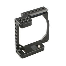CAMVATE Camera Frame Cage w/ NATO Rail for Sony A6300 A6500 Canon Eos M / M10