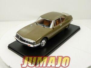 VQ41 Voiture 1/24 SALVAT Models : CITROËN SM 1970 (moteur maserati)