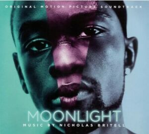 MOONLIGHT - original motion picture soundtrack - music by Nicholas Britell cd