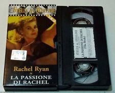 RACHEL RYAN  LA PASSIONE DI RACHEL FILM VIDEOCASSETTA VHS SERIE STELLE STELLINE