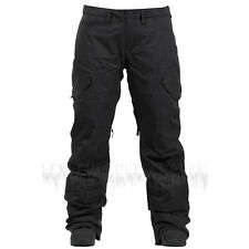 BURTON Womens 2018 Snowboard Snow - FLY PANT - True Black