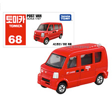 Takara Tomy Tomica #68 Suzuki Every Post Van Diecast Car Vehicle Toy 1:57 scale