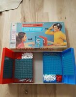 Vintage Battleship Board Game - 1971 Milton Bradley -Complete