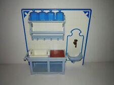 Playmobil 1989 Victorian Kitchen/cocina Ref.5322 Sink/Fregadero