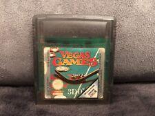 Vegas Games pour Nintendo Game Boy Color