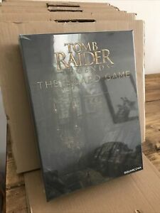 Tomb Raider - Legends - The Board Game - Brand New & Sealed (Square Enix)
