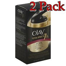 Olay Total Effects 7-in-1 Anti-Aging Moisturizer, 1.7oz, 2 Pack 075609001659T150