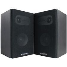 Skytronic 100.266 SHFB658B 5 Inch Hifi Bookshelf Speakers 140W