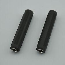 2PCS,6.35mm 1/4 Female Jack Socket to Socket Mono Coupler