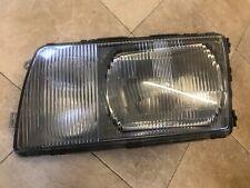 Genuine Mercedes W126 420se 500 SEL Headlight - Left Nearside headlamp BOSCH
