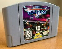 NFL Blitz (1997) - Nintendo 64 - Cartridge Only