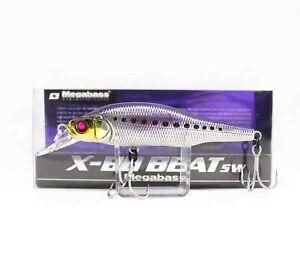 Megabass X-80 Beat SW Sinking Lure GG Iwashi (8698)