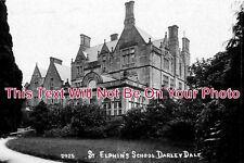 DR 498 - St Elphins School, Darley Dale, Derbyshire - 6x4 Photo