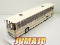 BUS80 BUS IXO Hachette 1/43 : Saviem E7 L 75 Voyages Sotra Canada 1970