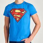 UFFICIALE SUPERMAN DC COMICS MAGLIETTA NUOVA t-shirt taglia s m l xl xxl xxxl