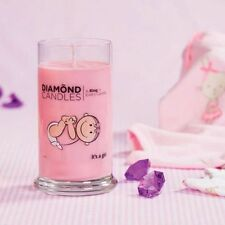 "Diamond Candles Its ""It's A Girl"" RING CANDLE (Ring worth $10 to $5,000.00)"