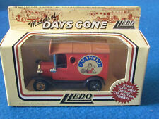 LLEDO DAYS GONE DIECAST FIGURE - OVALTINE - Model T Ford Van - DG06016b