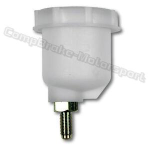 """Girling Type Brake/Clutch Master Cylinder Fluid Reservoir 7/16""""-60mm Øx76mm"""
