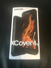 Samsung G398 Galaxy Xcover 4S 32GB 3GB RAM 4G LTE Dual-SIM Sbloccato Nero