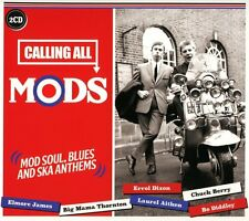 Calling All Mods  Mod Soul Blues and Ska Chuck Berry Bo Diddley Elmore James