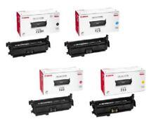 4 x Original Toner CANON i-SENSYS LBP-7750Cdn / 723H 723 Cartridge SET