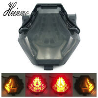 For YAMAHA YZF-R25 R3 MT-07 FZ-07 Tail Brake Turn Signals Integrated LED Light