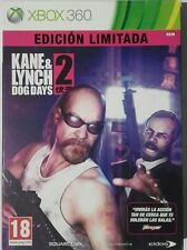 Kane & Lynch. Dog Days 2. Edicion Limitada. Xbox 360. Fisico. Pal Es