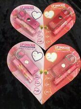 Lip Smacker Duo w/Lip Balm + Lanyard BFF/Bae Set Valentine's Day (2 pack)