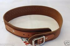 Galco 1880 Western Cartridge Belt 44/45 Size 38 Tan, Part #W-DR45-38