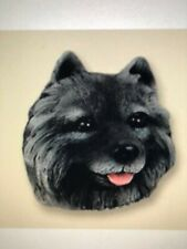 Keeshond Dog Magnet. New!