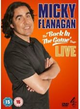Micky Flanagan: Back in the Game Live [DVD][Region 2]