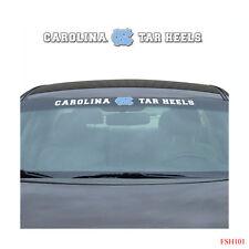 New NCAA North Carolina Tar Heels Car Truck SUV Windshield Window Decal Sticker