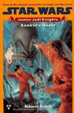 Anakin's Quest (Star Wars: Junior Jedi Knights, Book 4) Rebecca Moesta Mass Mar