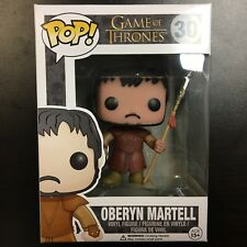 Funko POP Game of Thrones Oberyn Martell VAULTED - Mint Box
