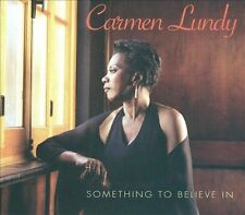 LUNDY,CARMEN: Something to Believe in Import Audio CD