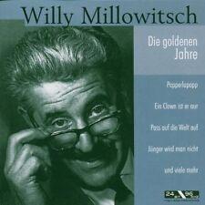 CD*WILLY MILLOWITSCH**DIE GOLDENEN JAHRE***NEU & OVP!!!
