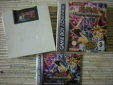 GAMEBOY ADVANCE YU-GI-OH! EL DIA DEL DUELO WORLD CHAMPIONSHIP TOURNAMENT 2005