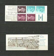 GREAT BRITAIN LIBRETTO 1978 10 P Yorkshire FA6 Nuovo di zecca